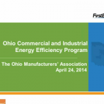2014-04-24_Webinar_First Energy Incentive Programs